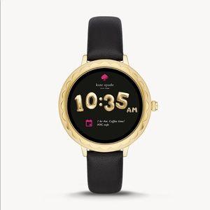 REFURBISHED kate spade Scallop Smartwatch 42mm